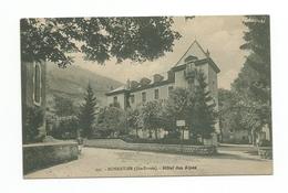 MONNETIER N 995 HOTEL DES ALPES DEPT 74 - France