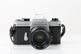 Asahi Pentax Spotmatic + Obj 55mm + Sangle Cuir TB - Appareils Photo