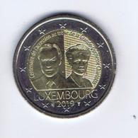 Lussemburgo - 2 Euro Commemorativo Anno 2019- Principessa Charlotte - Lussemburgo