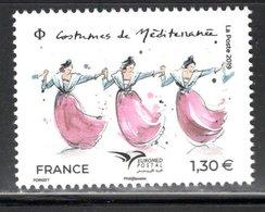 France 2019.Euromed.Costumes De Méditéranée.** - Ongebruikt