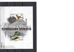 Belgique: Timbres Europa 2019 ** - Oiseaux Nationaux - Passereaux