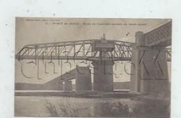 Port-de-Bouc (13) : Le Pont Tournant Dit Pont De Caronte Ouvert Au 3/4 En 1919 PF. - Sonstige Gemeinden