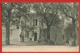 43-056 - HAUTE LOIRE - SAINT DIDIER LA SEAUVE - Hôtel Restaurant De St Roch F. MONTET Propriètaire - Saint Didier En Velay