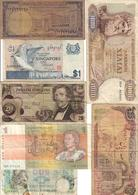 Lot 16 World Banknotes 1960-1980 - Banknotes