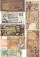 Lot 16 World Banknotes 1960-1980 - Banconote