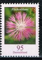 Bund 2019,Michel# R ** Blumen: Flockenblume Mit Nr. 200er Rolle - BRD