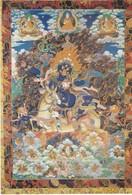 """""""Trésor Du Tibet """" - Palden Lhamo - Peintures & Tableaux"""