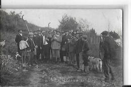 DROUE  CARTE PHOTO   LA TIGRESSE  PERSONNAGES  ET TIGRESSE     DEPT 28 - Autres Communes