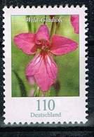 Bund 2019,Michel# R ** Blumen: Wild-Gladiole Mit Nr. 100er Rolle - BRD