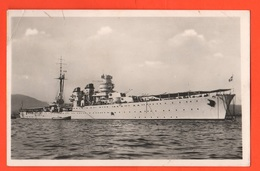Regia Marina Nave Incrociatore GARIBALDi Navi Navires Ships Schiffe Marine Navy Bateaux Barche - Guerra