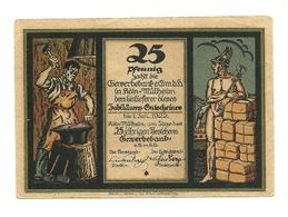 1922 - Germania - Mulheim Notgeld N106 - [11] Emissioni Locali