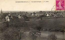 - SAVENNIERES - Vue Générale  -4762- - France