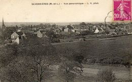 - SAVENNIERES - Vue Générale  -4762- - Other Municipalities