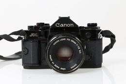 Canon A-1 + Obj 50mm Bon état - Appareils Photo