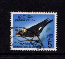 CEYLON      1964    5c  Multicoloured        USED - Sri Lanka (Ceylon) (1948-...)