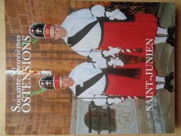 SOIXANTE-NEUVIEMES OSTENSIONS - SAINT-JUNIEN - Limousin