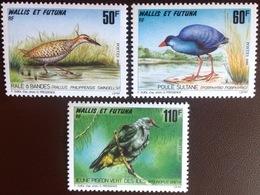 Wallis & Futuna 1993 Birds MNH - Non Classificati