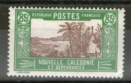 N° 152B**_vilaine Gomme - Nouvelle-Calédonie