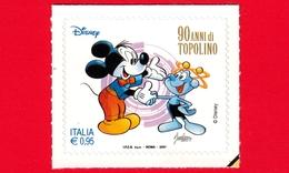 Nuovo - MNH - ITALIA - 2017 - 90 Anni Di Topolino - Fumetti - Disney - Topolino E Atomino Bip Bip - Da BF - 0,95 - 2011-...:  Nuovi