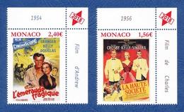 MONACO LES FILMS DE GRACE KELLY: LA HAUTE SOCIÉTÉ B. Crosby, F. Sinatra. L'ÉMERAUDE TRAGIQUE S.Granger, P. Douglas Euf* - Cinéma