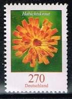 Bund 2019,Michel#  ** Blumen: Habichtskraut Mit Nr. - BRD