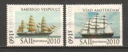 Guyana - SAIL 2010 - MNG Set - Schiffe