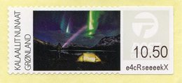 GREENLAND / GROENLAND (2016) - ATM - Greenlandic Scenery - Aurora Borealis, Aurore Polaire - Distribuidores