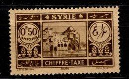 SYRIE - 1925 - YT N° Taxe 32  - ** - Hana - Syria (1919-1945)