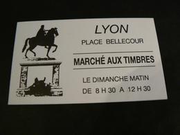 Carnet Privé - Marché Aux Timbres - Lyon Place Bellecour - MG Philatélie - Type Liberté - Other