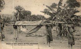 MISSION DU SHIRE DES PERES MONTFORTAINS UNE SOEUR PHARMACIENNE EN TOURNEE - Malawi