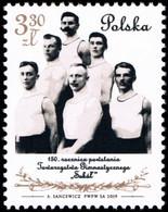 Poland 2019 Fi 4953 Mi 5103 150th Anniversary Of The Establishment Of The Sokół Gymnastic Society - 1944-.... República
