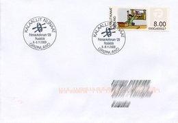 GREENLAND / GROENLAND (2009) - ATM - Receiving A Parcel, Post, Packet, Delivery, Van, Happy - Friemarkenforum Roskilde - Distribuidores
