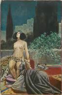 Arts - Peintures & Tableaux - Nus - Nude - Femmes - Femme Seins Nus - Ausstellung München 1910 - Pintura & Cuadros