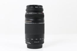 Objectif Canon Ultrasonic 75-300mm Numérique TB + Filtre UV Pour EOS - Cameras