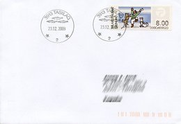 GREENLAND / GROENLAND (2009) - ATM - Receiving A Letter, Post, Dogs - Distribuidores