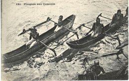 COMORES ... PIROGUES - Comoros