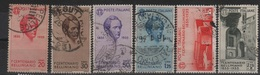 1935 Bellini P.o. Serie Cpl US - 1900-44 Vittorio Emanuele III