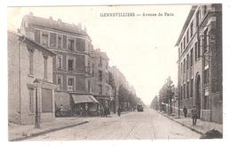Gennevilliers (92 - Hauts De Seine) Avenue De Paris - Gennevilliers