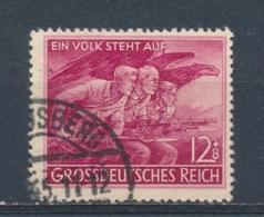 Duitse Rijk/German Empire/Empire Allemand/Deutsche Reich 1945 Mi: 908 Yt: 824 (Gebr/used/obl/o)(4518) - Allemagne