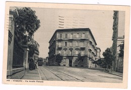 Napoli  Vomero Via Aniello Falcone  1935 - Napoli