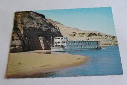 Abu Simbel - Ferrie - Altri