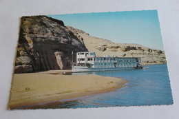 Abu Simbel - Ferrie - Egypt