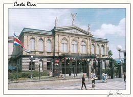 1 AK Costa Rica * Das Nationaltheater In Der Hauptstadt San Jose * - Costa Rica