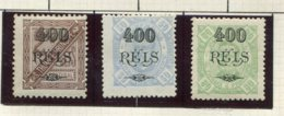 13600 St.Thomas & Prince Collection Vendue Par Page N° 85/7 *   1902  B/TB - St. Thomas & Prince