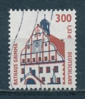 Duitsland/Germany/Allemagne/Deutschland 2000 Mi: 2141 Yt: 1974 (Gebr/used/obl/o)(4522) - Gebruikt