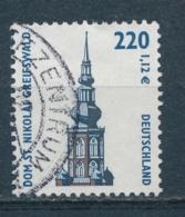 Duitsland/Germany/Allemagne/Deutschland 2001 Mi: 2157 Yt: 1989 (Gebr/used/obl/o)(4523) - Gebruikt