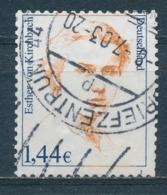 Duitsland/Germany/Allemagne/Deutschland 2002 Mi: 2297 Yt: 2125 (Gebr/used/obl/o)(4526) - Gebruikt