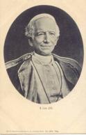CPA - PAPE LEO XIII (EN MEDAILLON) - Popes