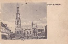 Bruxelles Souvenir D Anderlecht L Eglise - Souvenir De...