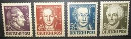 N°102A TIMBRE DEUTSCHE POST NEUFS - Allemagne